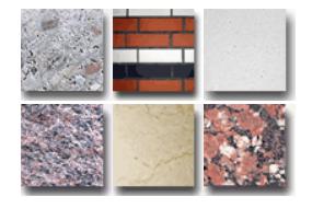 Beton, Granit, Felsen, Findlinge, Mauerwerk, Ytong
